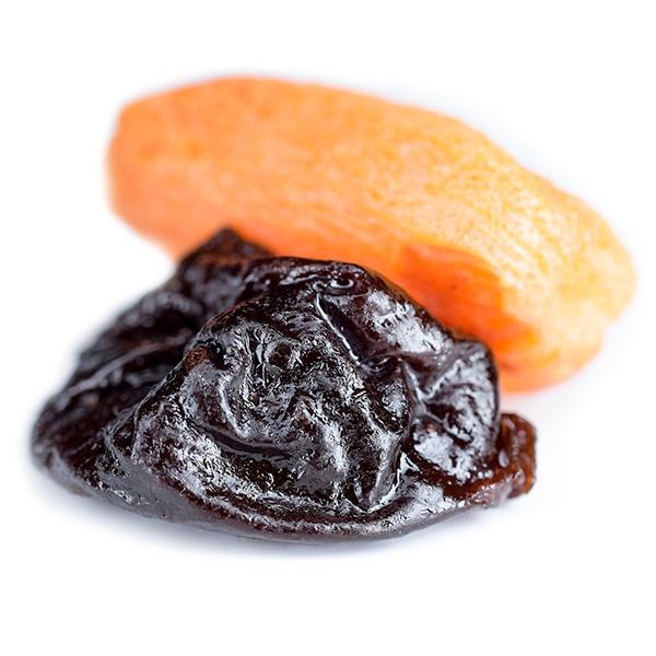 витаминная смесь из сухофруктов с орехами