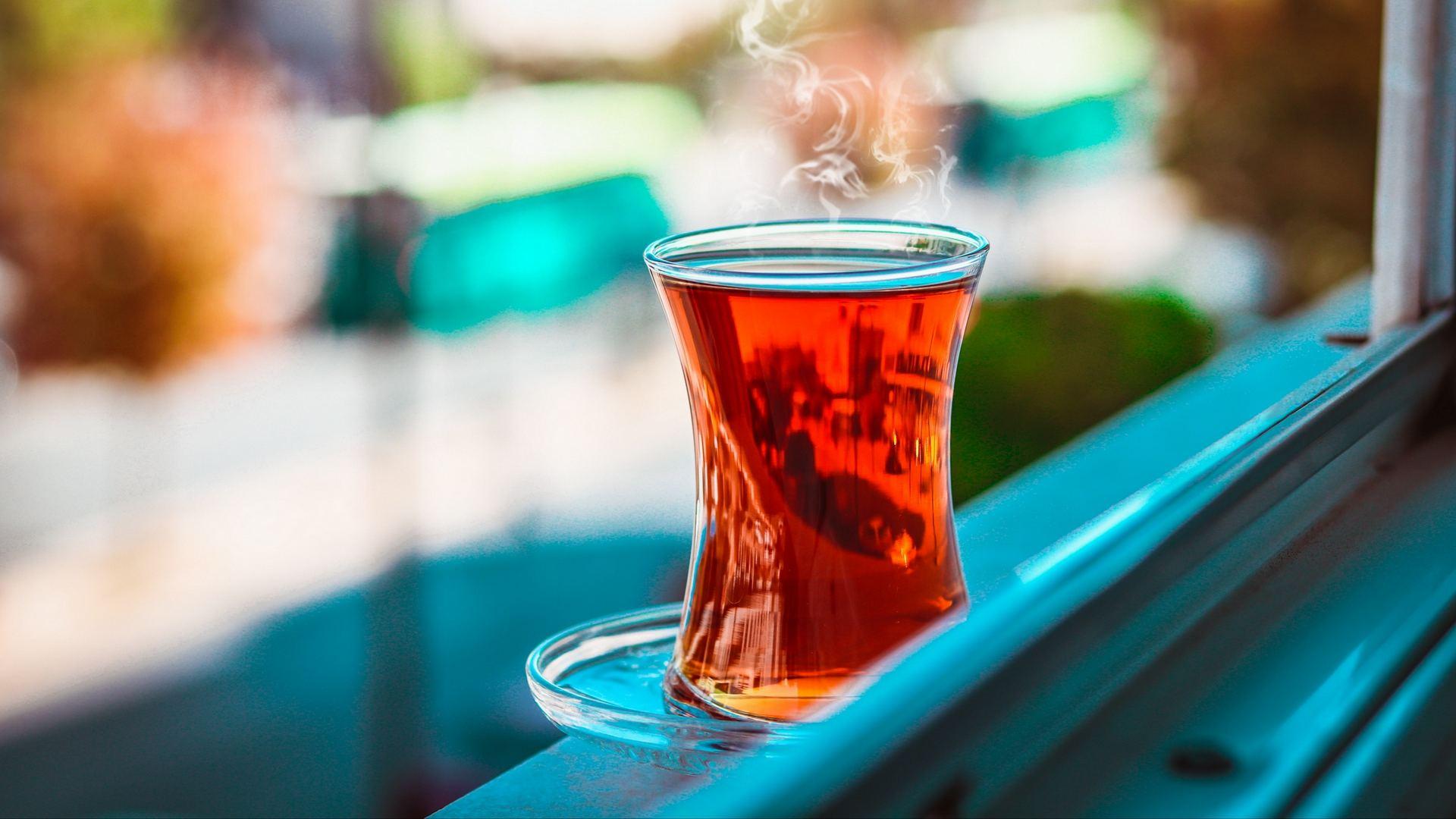 Натуральный чай из Ирана