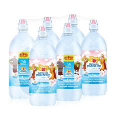 детская вода 1 л