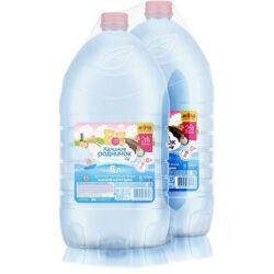 детская вода 6