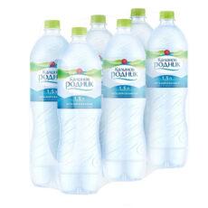 минеральная вода 1 5 л