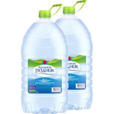 Вода питьевая негазированная 6л