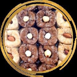 Пахлава турецкая с орехами