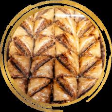 Пахлава турецкая слоеная
