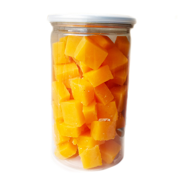 манго сушеное кубиками