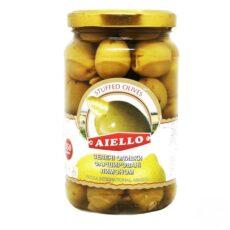 оливки фаршированные лимоном